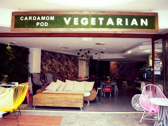 Byron Palms Guest House Top Health Food Cafes Cardamom