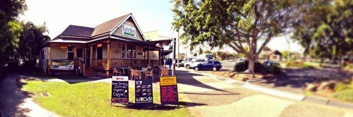 Byron Palms Guest House Top Health Food Cafes Fundies