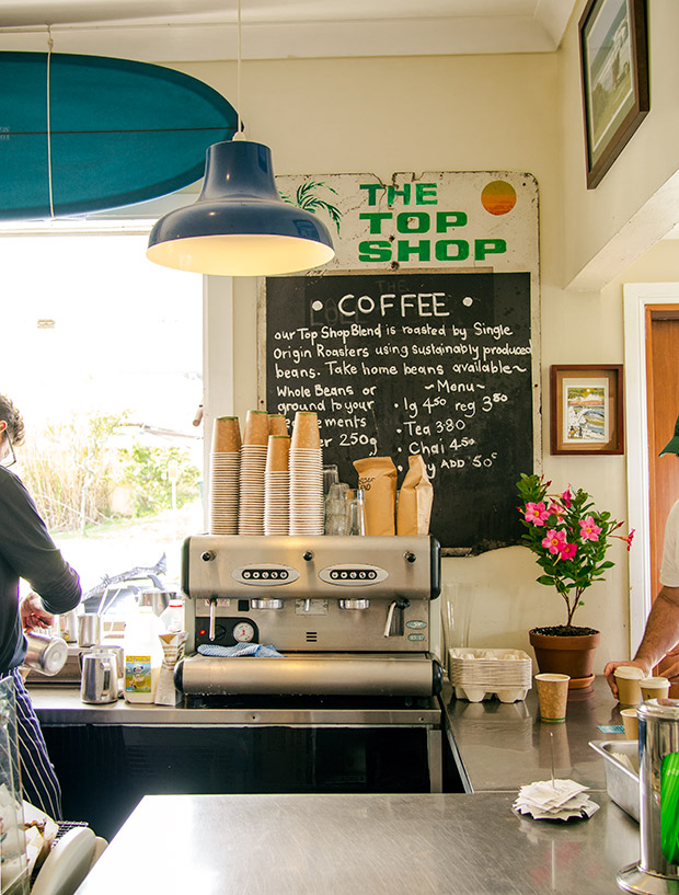 Byron Bay Food Guide Top Shop